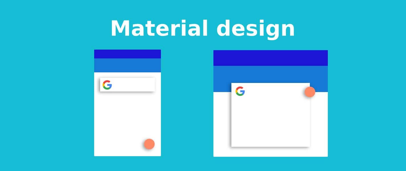 10 questions / réponses pour comprendre le Material design