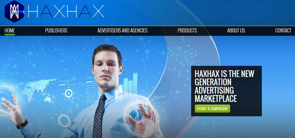 haxhax network vidéo pour app