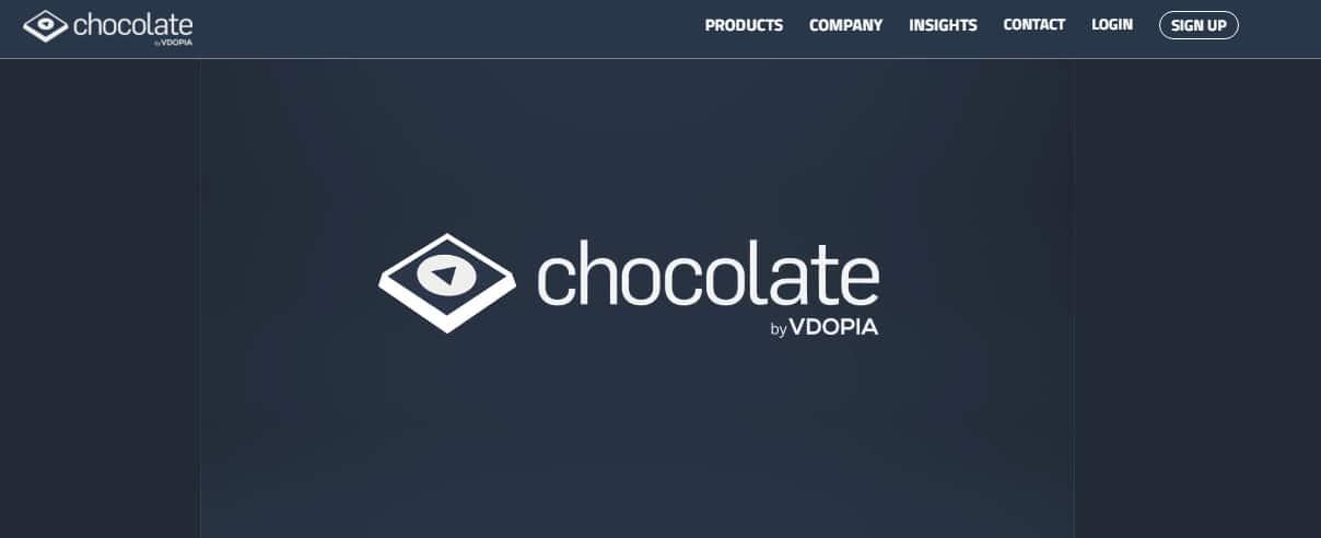 network vidéo app vdopia