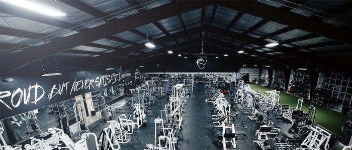 Salle de sport alphalete