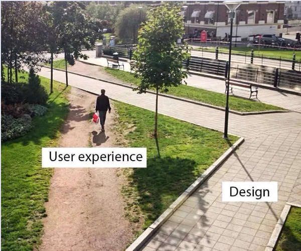 ux design - site web conviviable