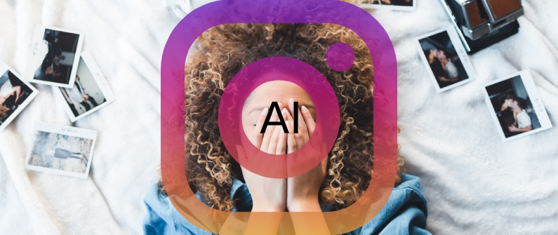Intelligence artificielle avec l'exemple d'instagram