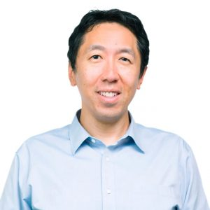 Andrew Ng, un des plus grand influenceur data et IA