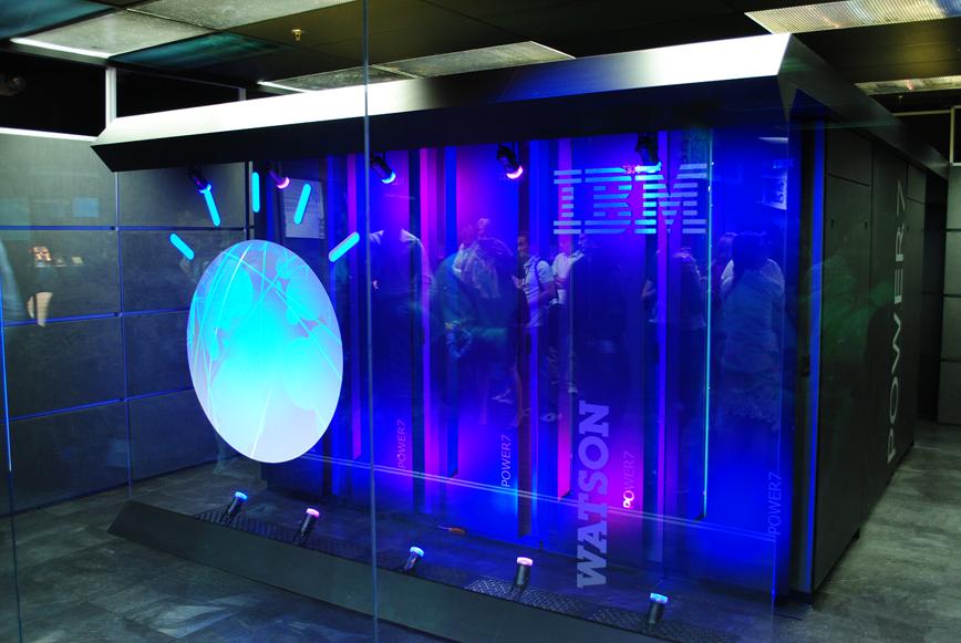 IA IBM - Watson