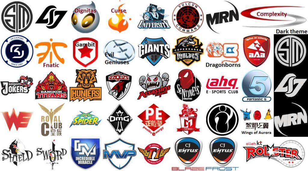 Structures esport