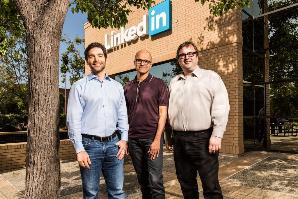 Statistiques Linkedin - Fondateurs
