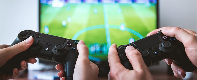 reseaux sociaux jeux videos