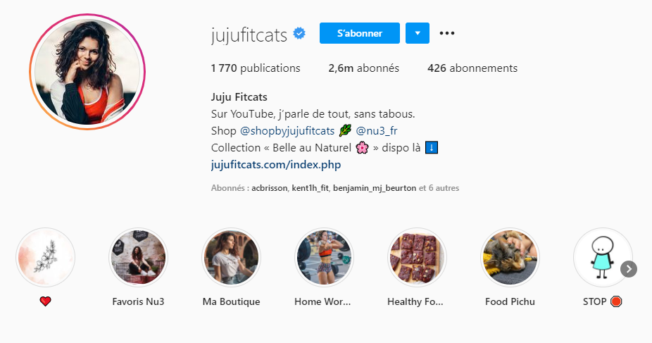 instagram vérification